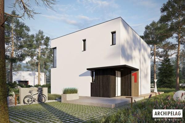 maison passive rt 2020 kit ossature bois prix hors d 39 eau. Black Bedroom Furniture Sets. Home Design Ideas