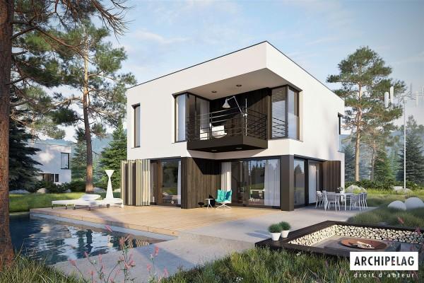 DOSSIER PERMIS DE CONSTRUIRE Maison PASSIVE RT 2020, kit...