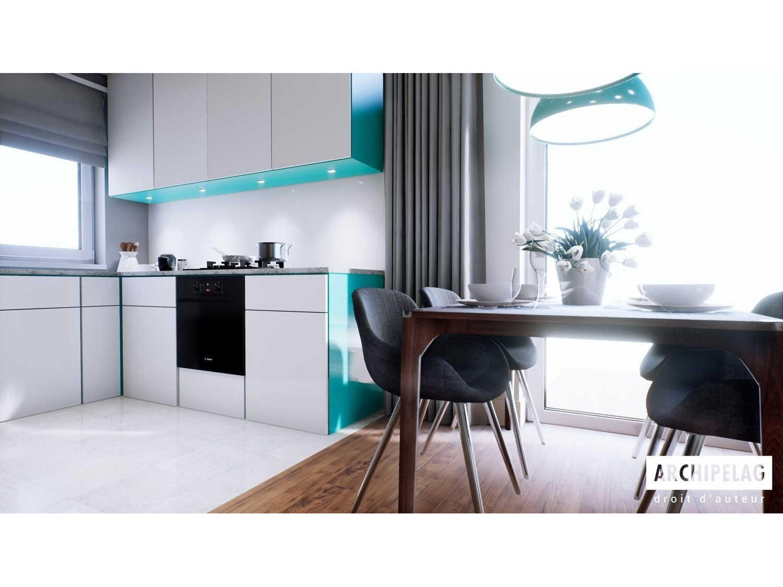 permis de construire rt 2012 maison en bois kit ossature. Black Bedroom Furniture Sets. Home Design Ideas