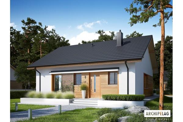 DOSSIER PERMIS DE CONSTRUIRE /Maison ossature bois kit /...