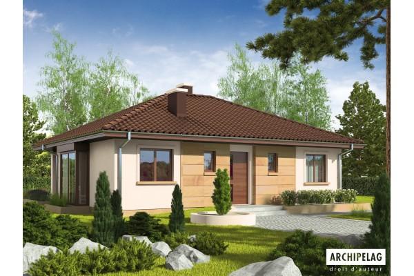 DOSSIER Permis de construire, maison ossature bois kit...