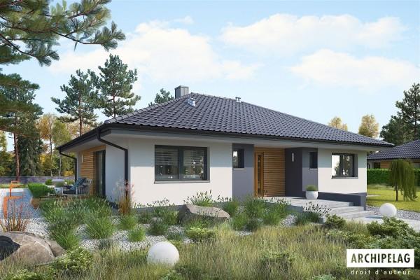 Permis de construire RT 2012 / Maison en bois kit...