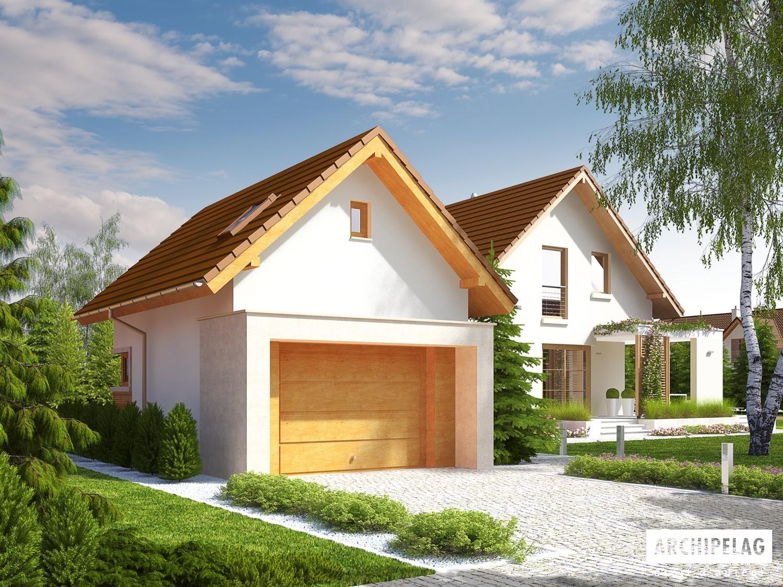garage en bois en kit ossature bois plan de garage. Black Bedroom Furniture Sets. Home Design Ideas