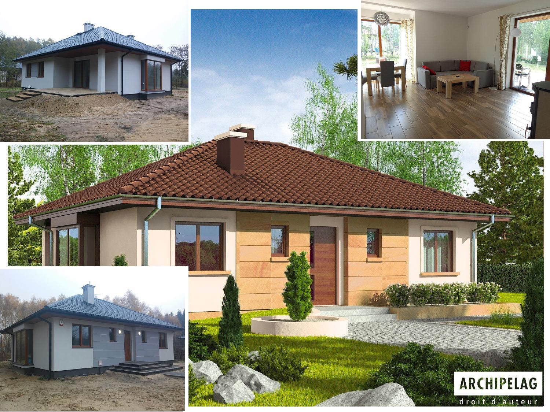 maison ossature bois réalisation boiskiteco