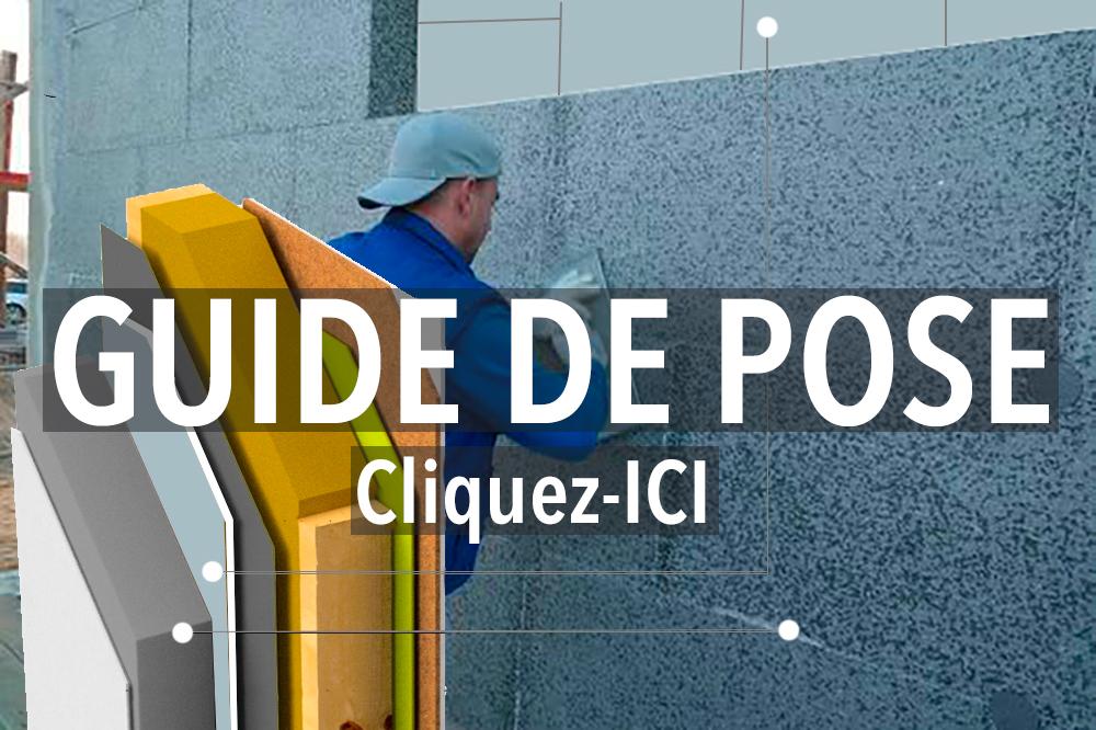 guide de pose isolation par extérieur