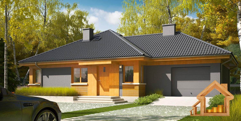 La maison en bois en kit
