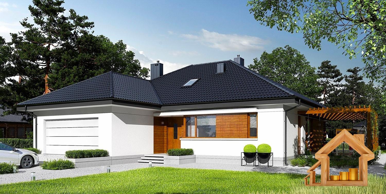 La maison en bois ASTRID